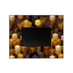 SteamCubism - Brass - Picture Frame