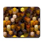SteamCubism - Brass - Mousepad