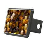 SteamCubism - Brass - Rectangular Hitch Cover