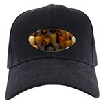 SteamCubism - Brass - Black Cap