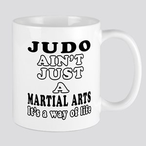 Judo Martial Arts Designs Mug