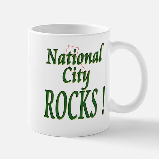 National City Rocks ! Mug