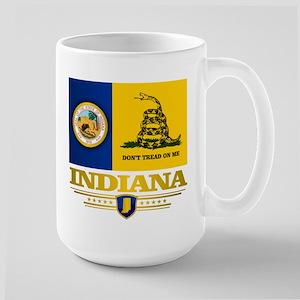 Indiana Gadsden Flag Mug