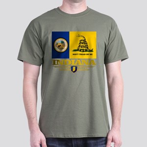 Indiana Gadsden Flag T-Shirt