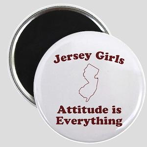 Jersey Girls Magnet