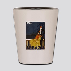 Abbazia - Venice Italy Travel Shot Glass
