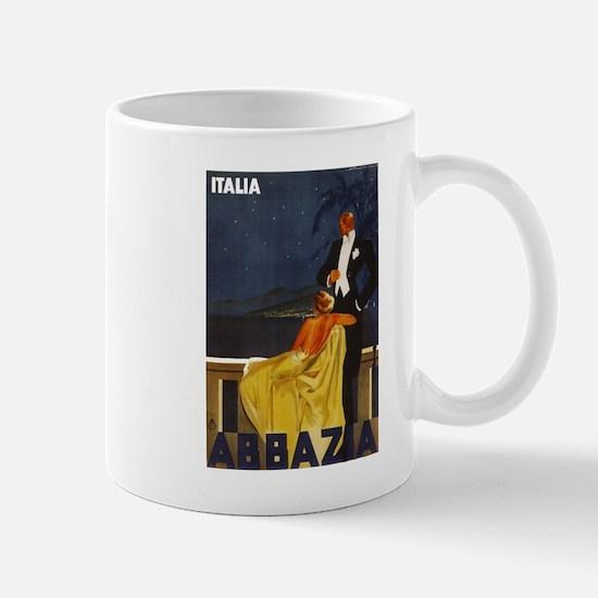 Abbazia - Venice Italy Travel Mug