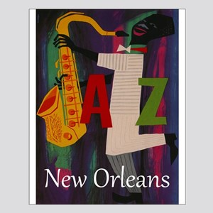 Vintage New Orleans Travel Posters