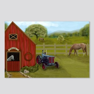 The Horse Barn Postcards (Package of 8)