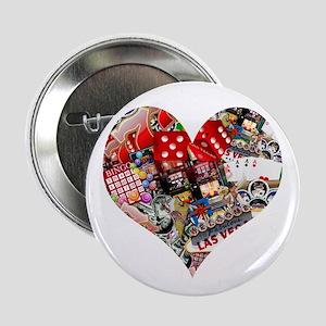 "cp heart 2.25"" Button"