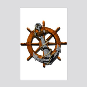 Nautical Anchor Posters