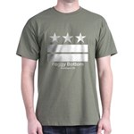 Foggy Bottom Washington DC Dark T-Shirt