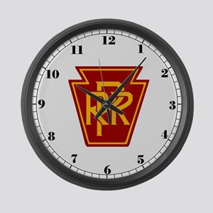 Pennsylvania Railroad Large Wall Clock