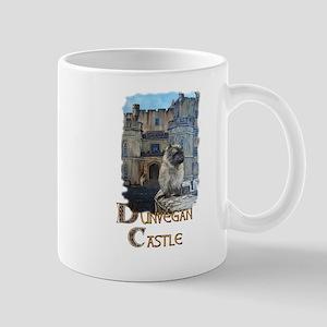 Dunvegan Castle Cairn Terrier Mug