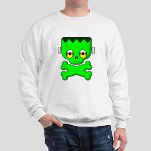 Frankenstein Sweatshirt (White)