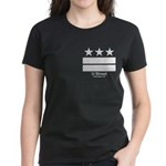 U Street Washington DC Women's Dark T-Shirt
