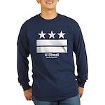 U Street Washington DC Long Sleeve Dark T-Shirt