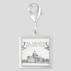 Vintage Alabama Cotton Charms