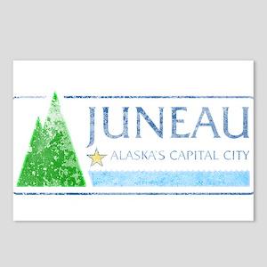 Vintage Juneau Alaska Postcards (Package of 8)