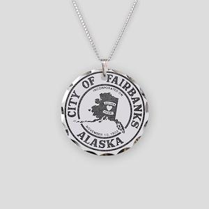 Vintage Fairbanks Alaska Necklace