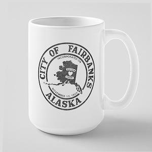 Vintage Fairbanks Alaska Mug