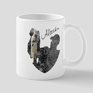 Alaska Fishing Mug