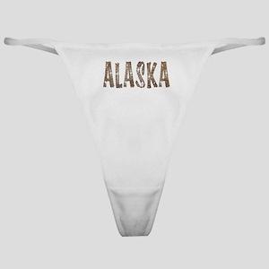 Alaska Coffee and Stars Classic Thong
