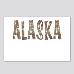 Alaska Coffee and Stars Postcards (Package of 8)