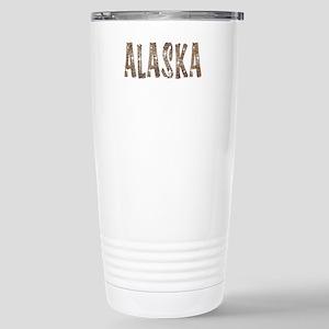 Alaska Coffee and Stars Travel Mug