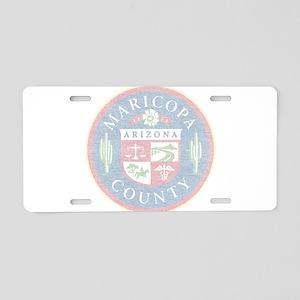 Maricopa County Arizona Aluminum License Plate