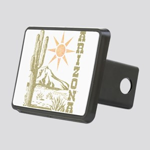 Vintage Arizona Cactus and Sun Hitch Cover