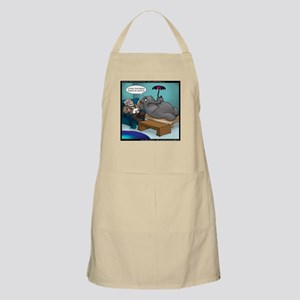 Rains Down In Africa Elephant Apron