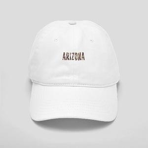 Arizona Coffee and Stars Baseball Cap