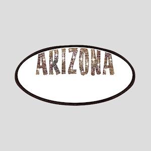 Arizona Coffee and Stars Patches