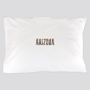 Arizona Coffee and Stars Pillow Case