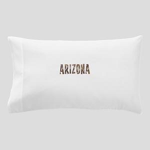 Arizona Coffee and Stars Pillow Case