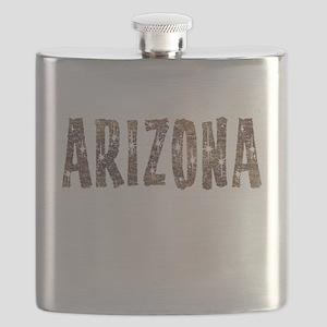 Arizona Coffee and Stars Flask