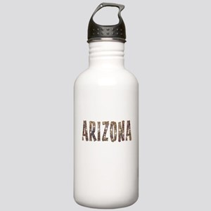 Arizona Coffee and Stars Water Bottle