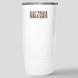 Arizona Coffee and Stars Travel Mug