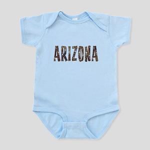 Arizona Coffee and Stars Body Suit