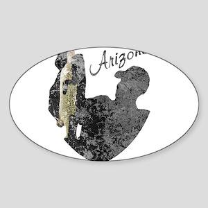 Arizona Fishing Sticker