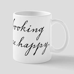 Scrapbooking makes me happy Mug
