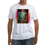 Beaming Up Fitted T-Shirt