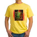 Beaming Up Yellow T-Shirt