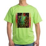 Beaming Up Green T-Shirt