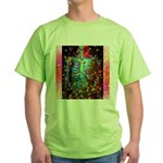 Beaming Up Green T-Shirt