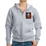 Beaming Up Women's Zip Hoodie