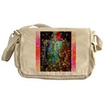 Beaming Up Messenger Bag