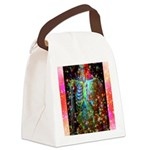 Beaming Up Canvas Lunch Bag
