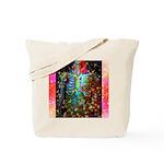 Beaming Up Tote Bag